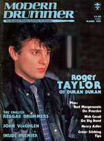 MODERN DRUMMER - MARCH 1985- magazine