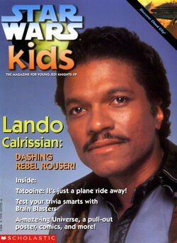 Star Wars Kids Lando web