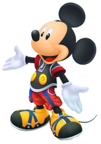 Rey Mickey KH