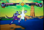 DBZ2V Kuriza vs Cooler