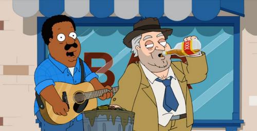 Zeke - The Cleveland Show Wiki - Seth MacFarlane's New Series