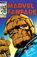 Marvel Fanfare Vol 1 15