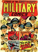 Military Comics Vol 1 12