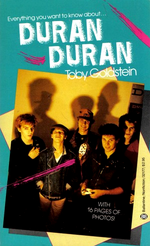 Duran duran Toby Goldstein