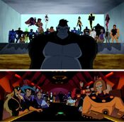 Legion of Doom-DCAU