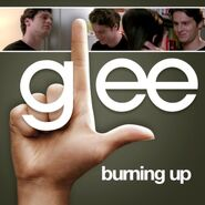Glee - burning up