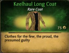 Keelhaul Long Coat