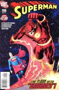 Superman Vol 1 709 Cover