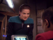 Sisko and Dax discuss Trakor&#39;s prophecy