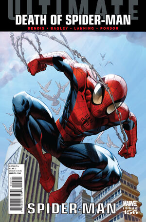 Ultimate Spider-Man Vol 1 156