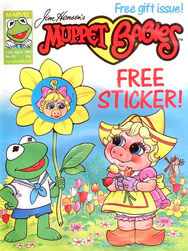 Muppet babies uk weekly 24 april 1987