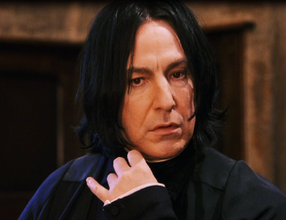 Snape As He First Sees Harry 1