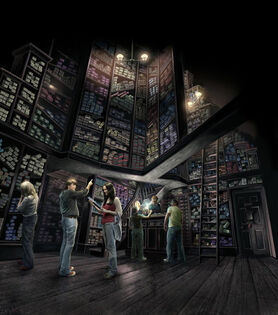 Ollivanders Wand Shop