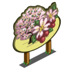 Pink Dogwood Tree Mastery Sign-icon
