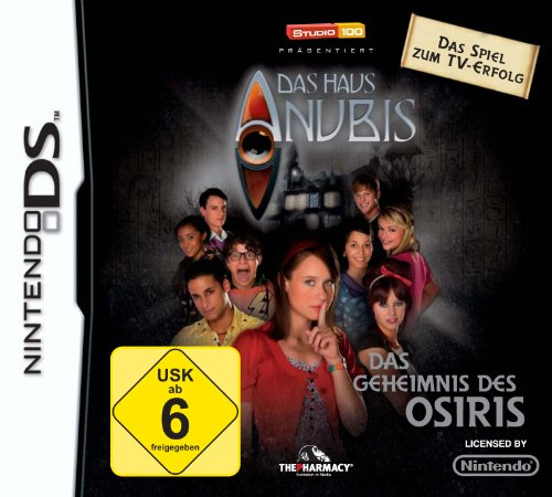 House Of Anubis Secrets Within  Rooms