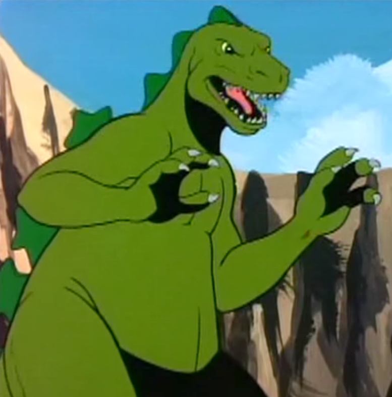 Godzilla (2014) Godzilla_Hanna_Barbera_1