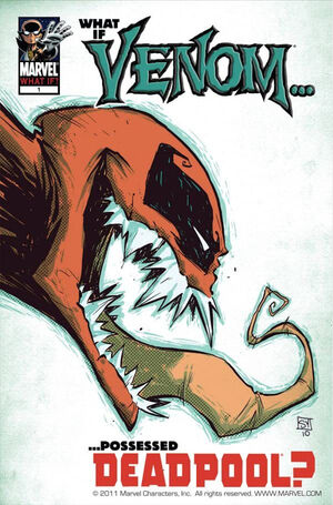 Venom Deadpool Vol 1 1
