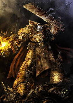 Rogal Dorn by slaine69