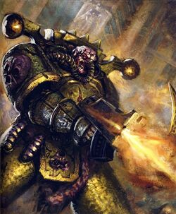Nurgle&#39;s Chosen