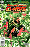 Green Lantern Corps Vol 2 58