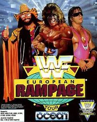 WWF European Rampage Tour4