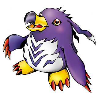 Penguinmon b