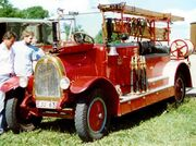Tidaholm Fire Engine 1927