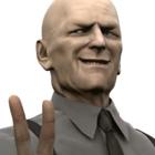 Metal Gear: Peace Walker (PSP) Mini_-_MGSPW_Coldman