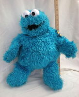Cookie monster puppet sesame place 2005