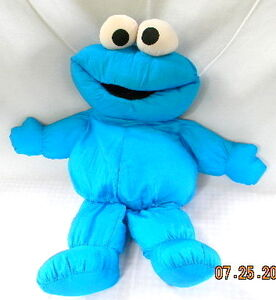 Cookie monster hasbro 1995