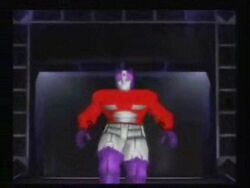 Optimus Prime as he looked in DMW (2005)
