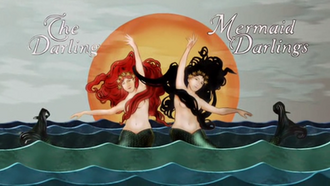 Darling mermaid darlings