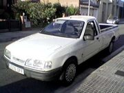 Ford Sierra P100 pickup