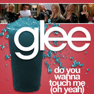 Glee - do you wanna touch