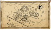 Sunfall Village Map