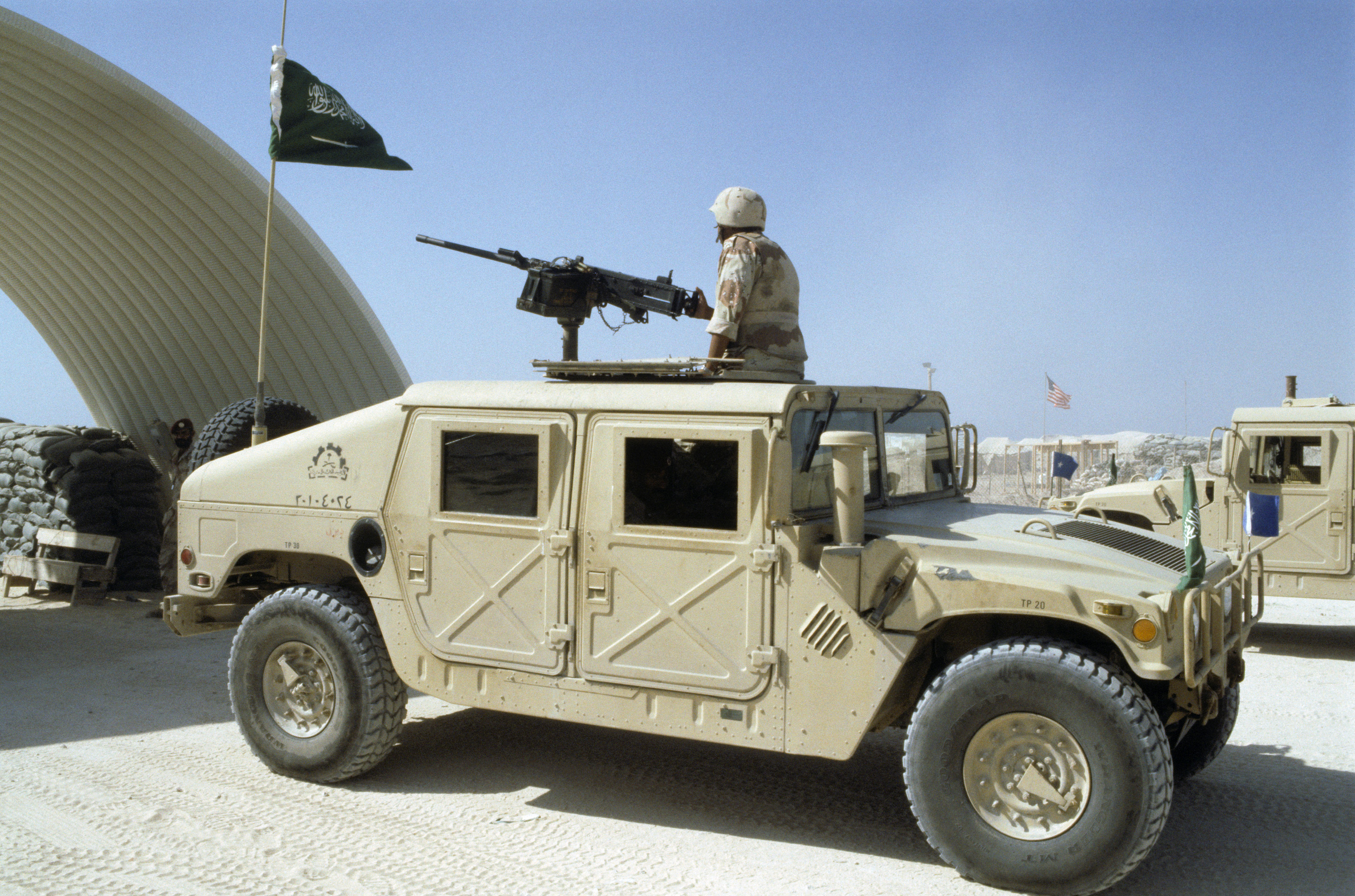 My First Bloggy Experience 1984 Humvee M998 Hmmwv 4