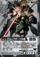 RX-110 - Gabthley - Gundam War Card