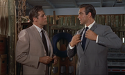 Dr. No - Bond and Felix