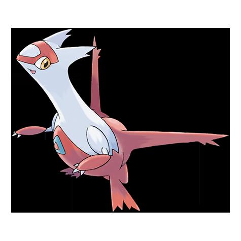Você é especialista em qual(is) pokemon(s)? 380Latias