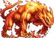 FF4PSP Flamehound