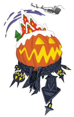 Halloween Town KHII