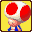 Toad Icon (Mario Kart Super Circuit)