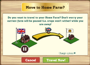 Travel To Other Farm