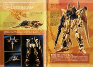 MSN-001  Gundam - TechDetailDesign