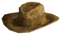 Cattleman cowboy hat