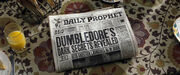 Daily Prophet reports Rita Skeeter&#39;s new book