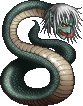 FF4PSP Cave Naga