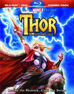 Thor Tales of Asgard film cover