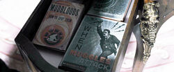 DH1 Books about Muggles