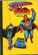 Superman batman annual